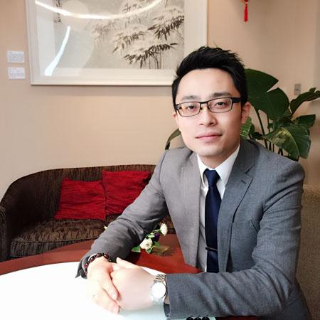中国银行上海市分行私人银行客户经理 顾梦杰