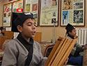 在南疆办国语小学