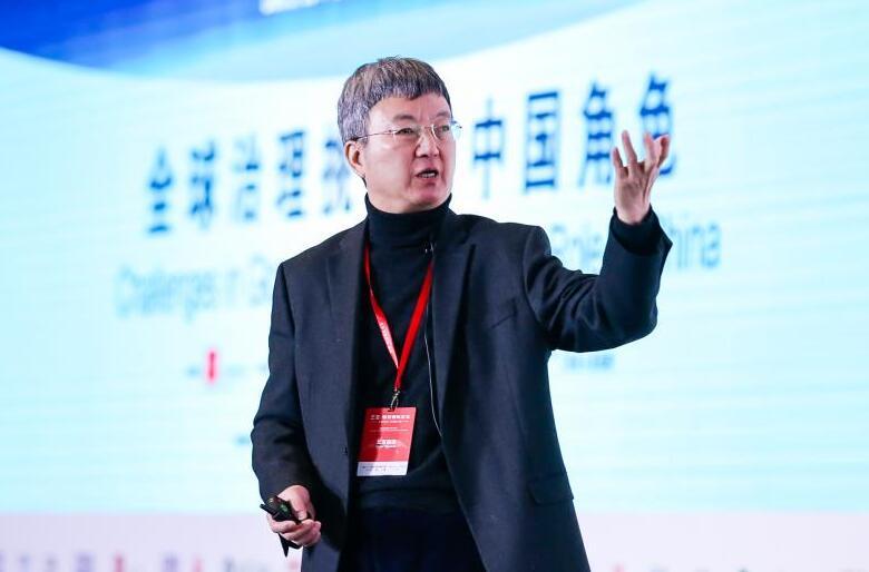 朱民:金融科技对传统金融的颠覆和蚕食不可避免